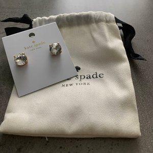 Kate Spade Gumdrop Stud Earrings